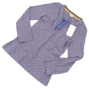 Royal Robbins Wasatch Plaid Pullover Tunic M NWT